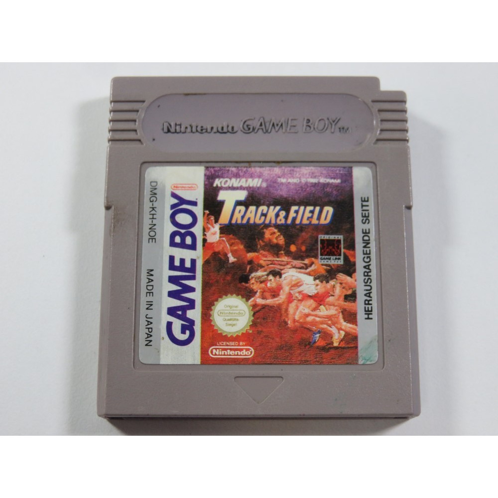 TRACK & FIELD GAMEBOY (GB) NOE (CARTRIDGE ONLY)