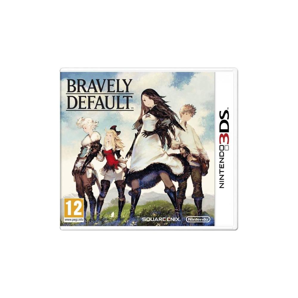 BRAVELY DEFAULT 3DS VF
