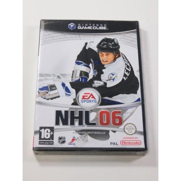 NHL 06 NINTENDO GAMECUBE (GC) PAL-FR NEUF - BRAND NEW (OFFICIAL BLISTER)