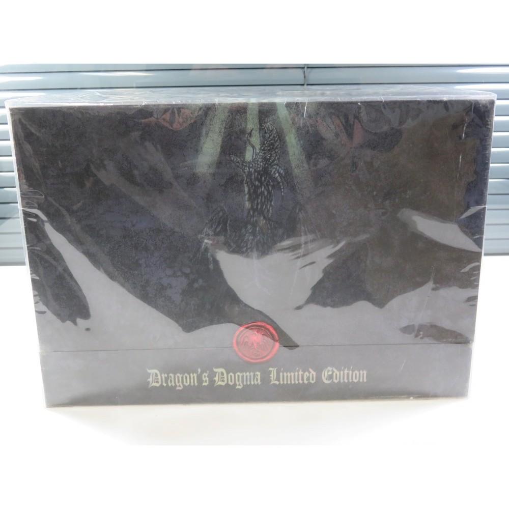 DRAGON S DOGMA LIMITED EDITION (E-CAPCOM) XBOX360 NTSC-JPN (NEUF - BRAND NEW) - (REGION LOCK)