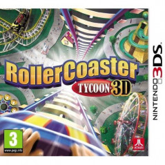ROLLERCOASTER TYCOON 3D 3DS PAL-FR OCCASION