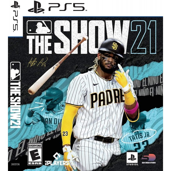 MLB THE SHOW 21 PS5 US NEW