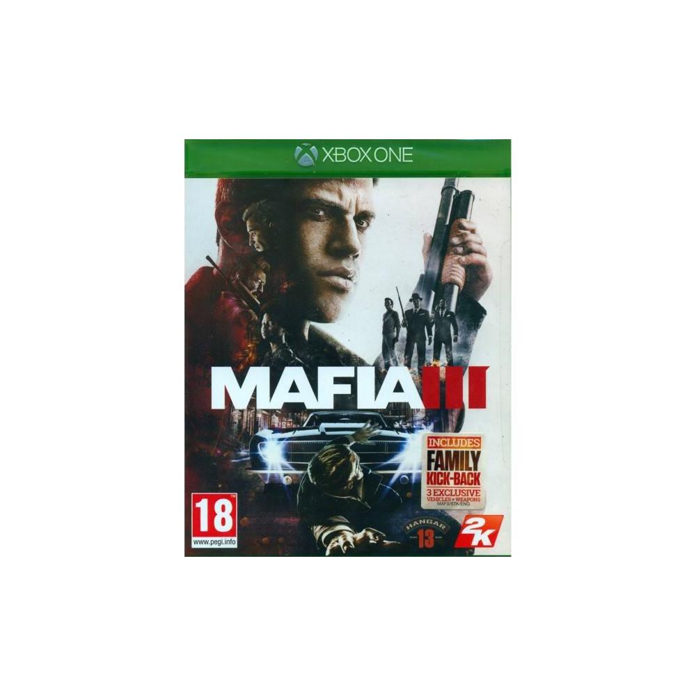 MAFIA 3 XONE VF OCC