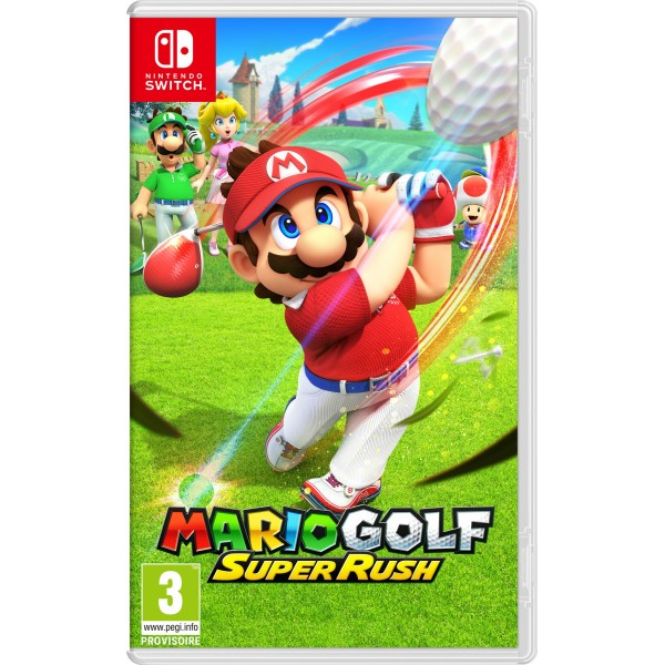 Mario Golf Super Rush SWITCH FR - Preorder