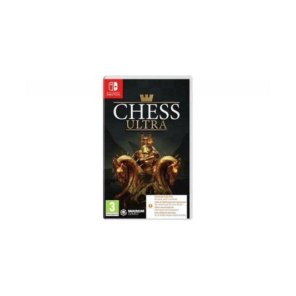 Chess Ultra (Code-in-a-Box) SWITCH FR - Preorder