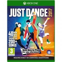 JUST DANCE 2017 XONE FR NEW