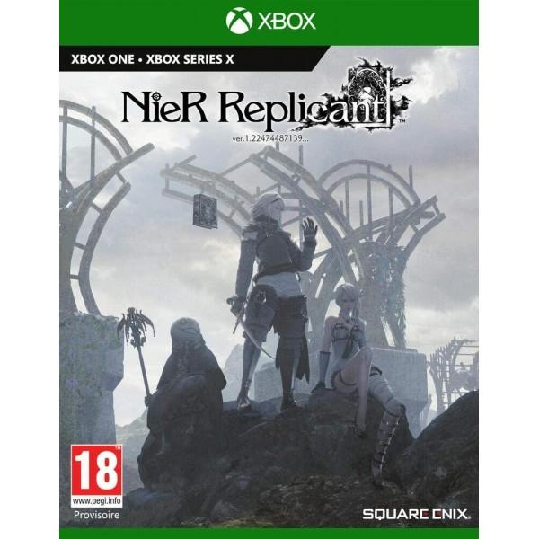 NIER REPLICANT REMAKE - XBOX ONE FR Preorder