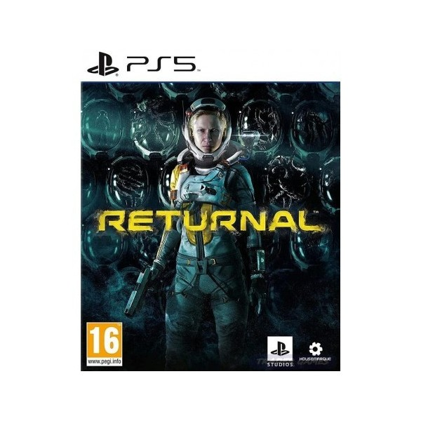 RETURNALE PS4 FR NEW