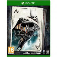 BATMAN RETURN TO ARKHAM XONE EURO NEW