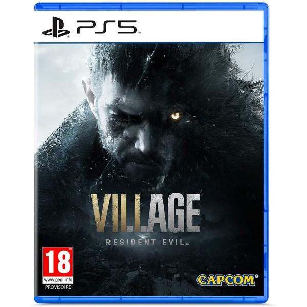 RESIDENT EVIL VILLAGE - PS5 FR