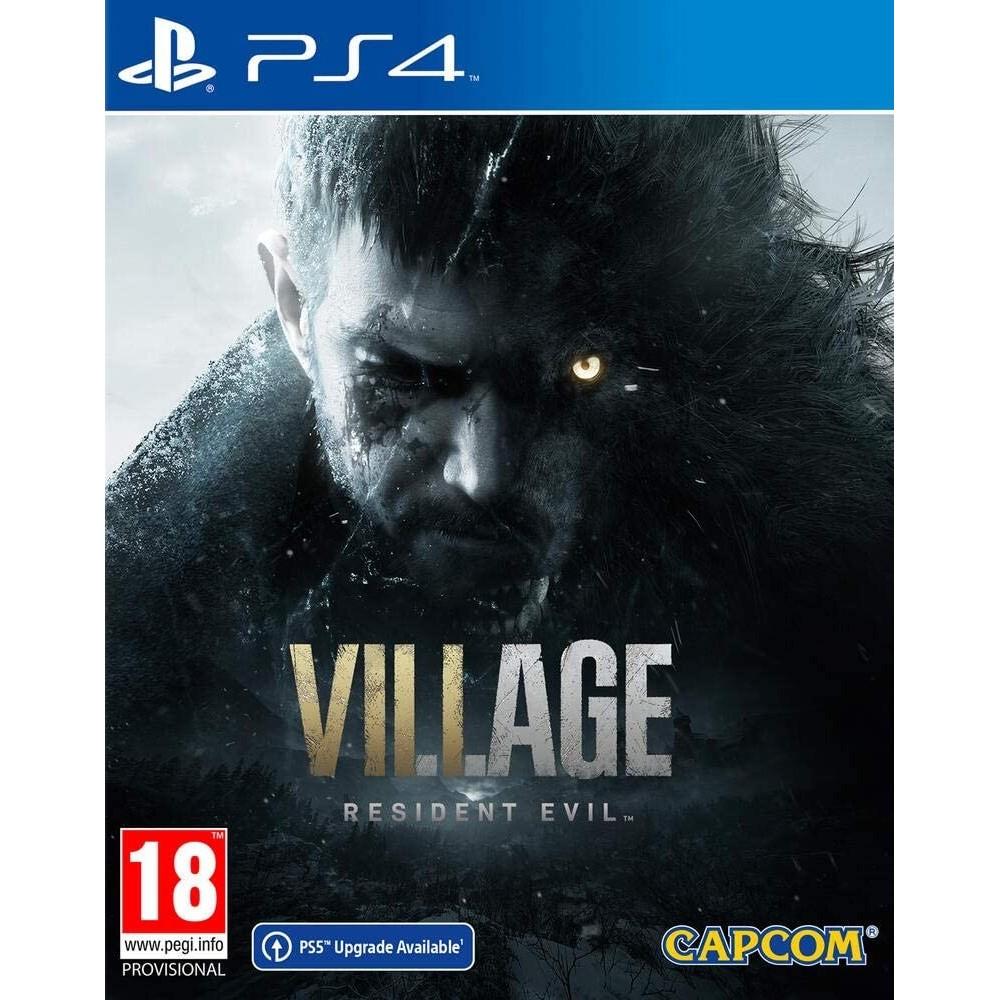 RESIDENT EVIL VILLAGE - PS4 FR