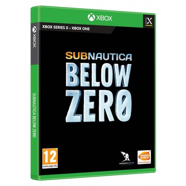 Subnautica: Below Zero PS4 - FR Preorder