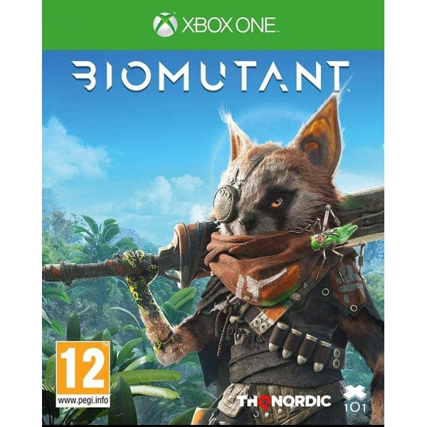 Biomutant Xbox One FR - Preorders