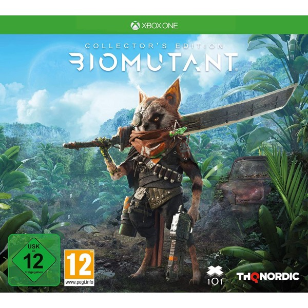 Biomutant Collector's Edition Xbox One - Preorders
