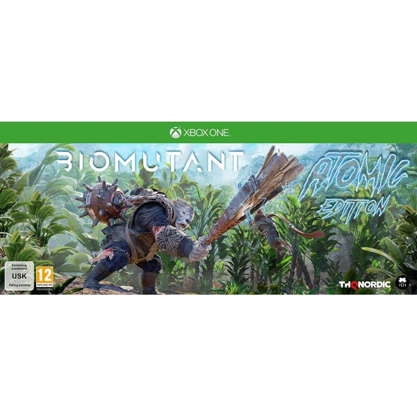 Biomutant Atomic Edition Xbox One - Preorders