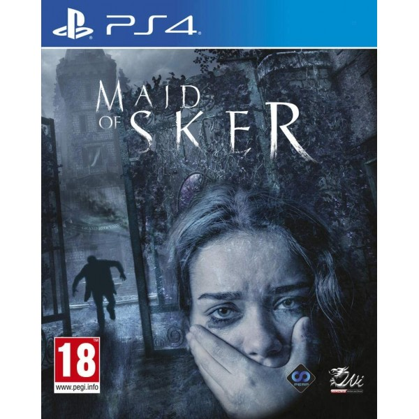 MAID OF SKER PS4 FR OCCASION