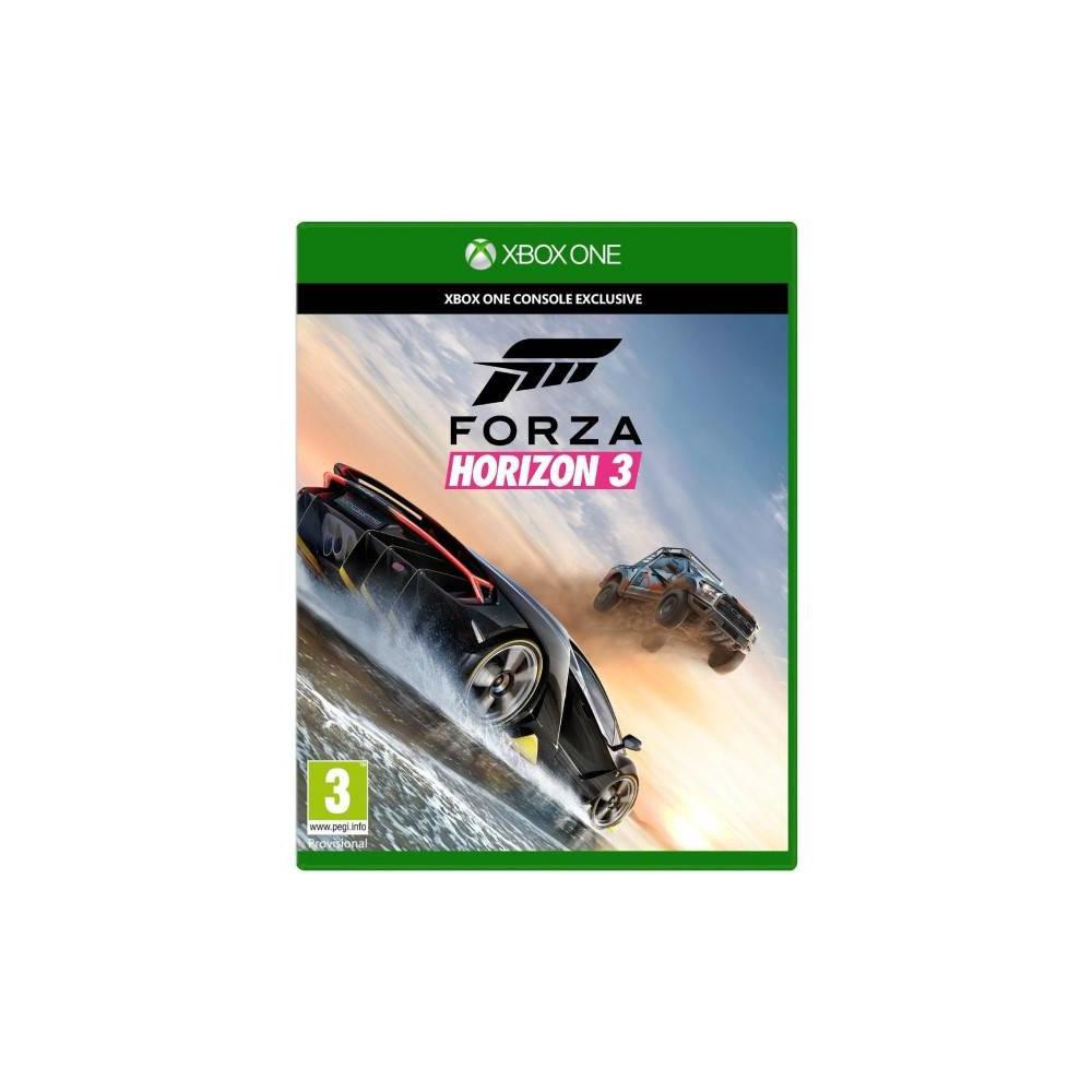 FORZA HORIZON 3 XONE FR NEW
