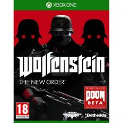 WOLFENSTEIN THE NEW ORDER XONE UK OCCASION