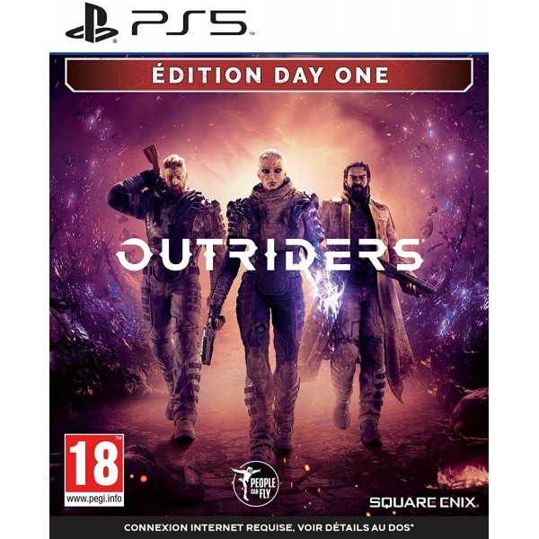 OUTRIDERS EDITION DAY ONE PS5 FR OCCASION