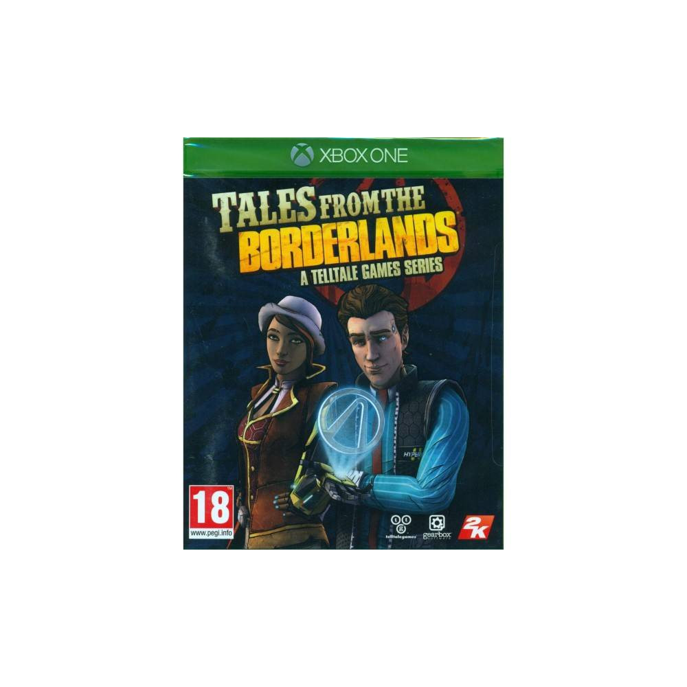 TALES FROM THE BORDERLANDS XONE FR OCCASION