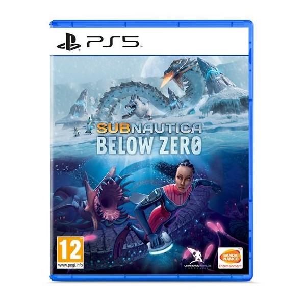 SUBNAUTICA BELOW ZERO PS5 FR NEW