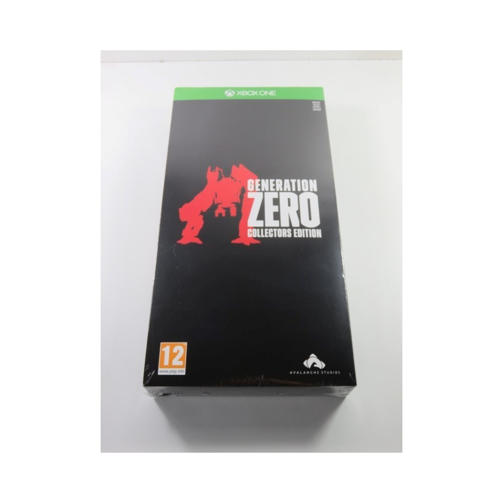GENERATION ZERO COLLECTORS EDITION XBOX ONE EURO NEW