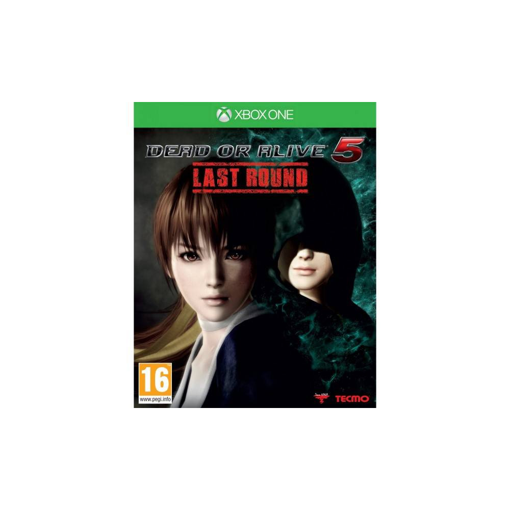 DEAD OR ALIVE 5 LAST ROUND XBOX ONE FR OCCASION