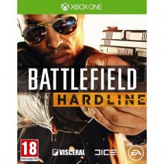 BATTLEFIELD HARDLINE XBOX ONE FR OCCASION