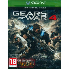 GEARS OF WAR 4 XBOX ONE FR NEW