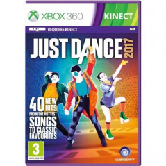 JUST DANCE 2017 X360 FR NEW