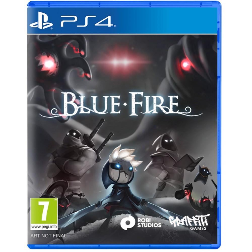 BLUE FIRE PS4 FR NEW