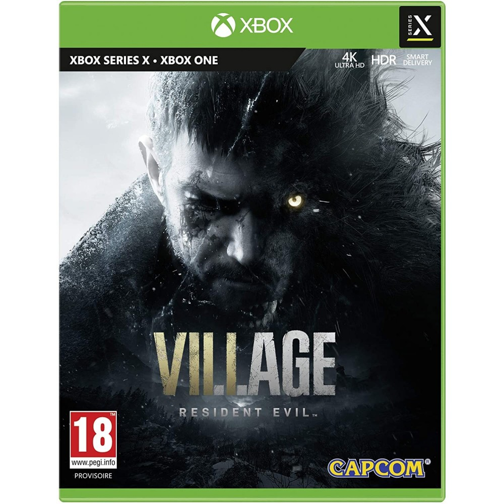 RESIDENT EVIL VILLAGE XBOX ONE OCCASION