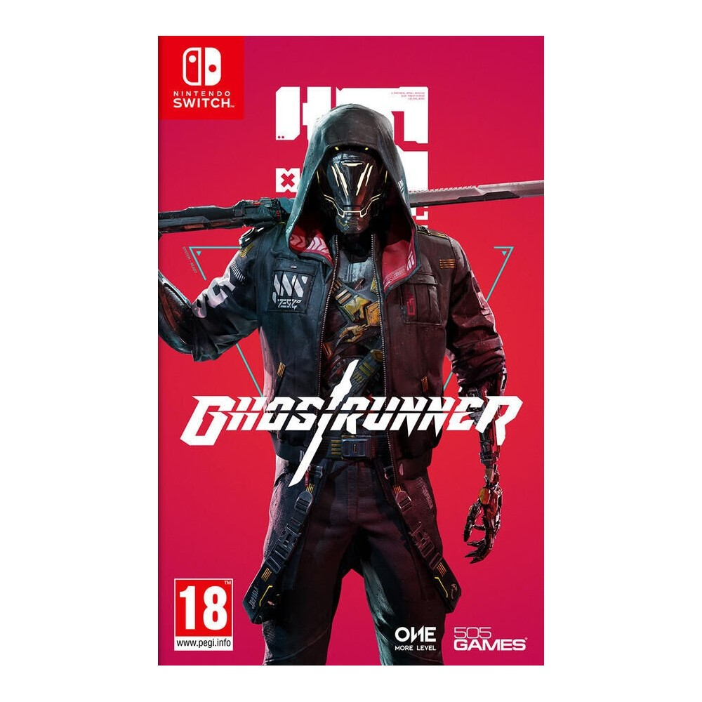 GHOSTRUNNER SWITCH EURO NEW