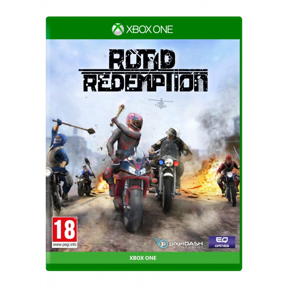 Road Redemption Xbox One - EURO Preorder