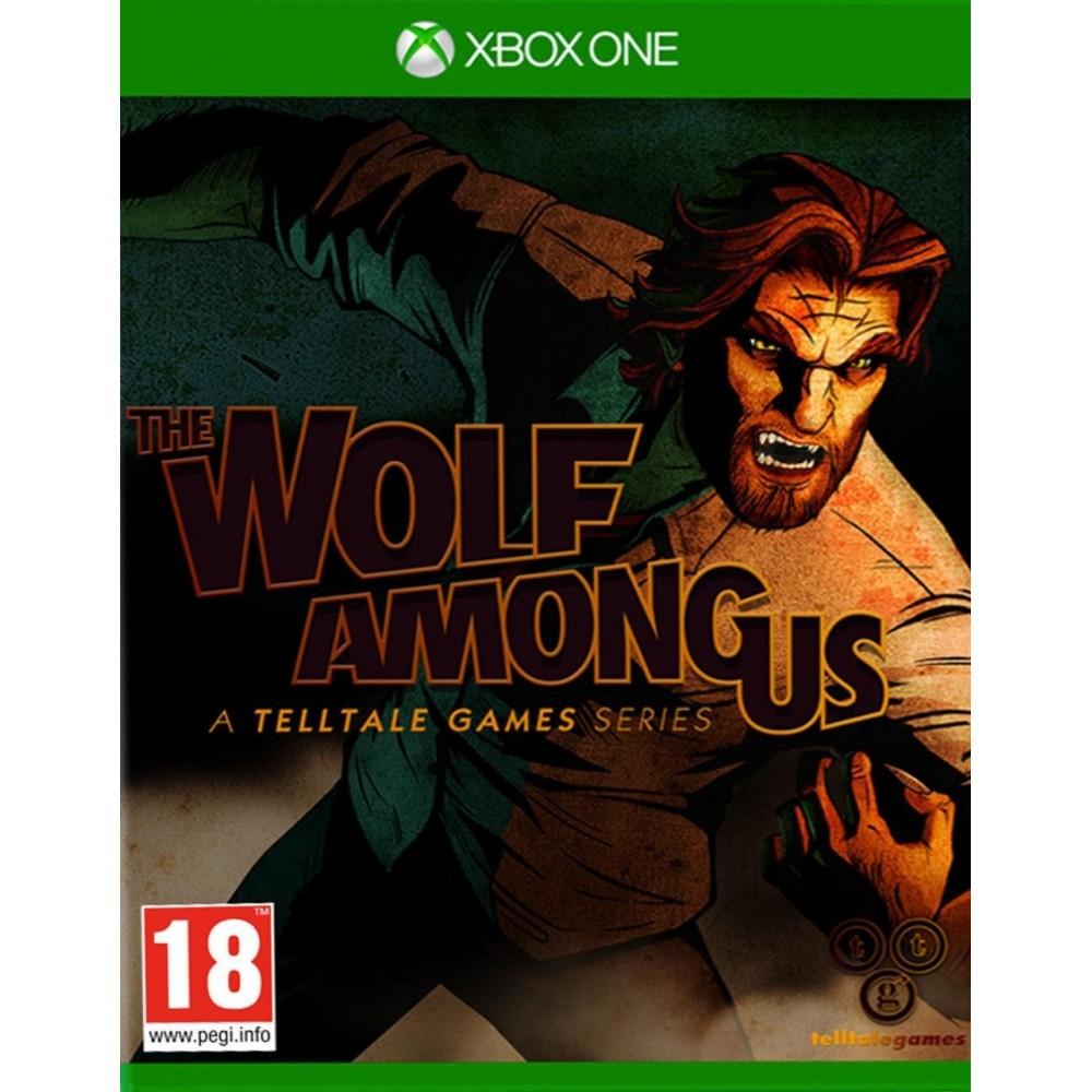 THE WOLF AMONG US XBOX ONE DE (JEU EN FRANCAIS) OCCASION