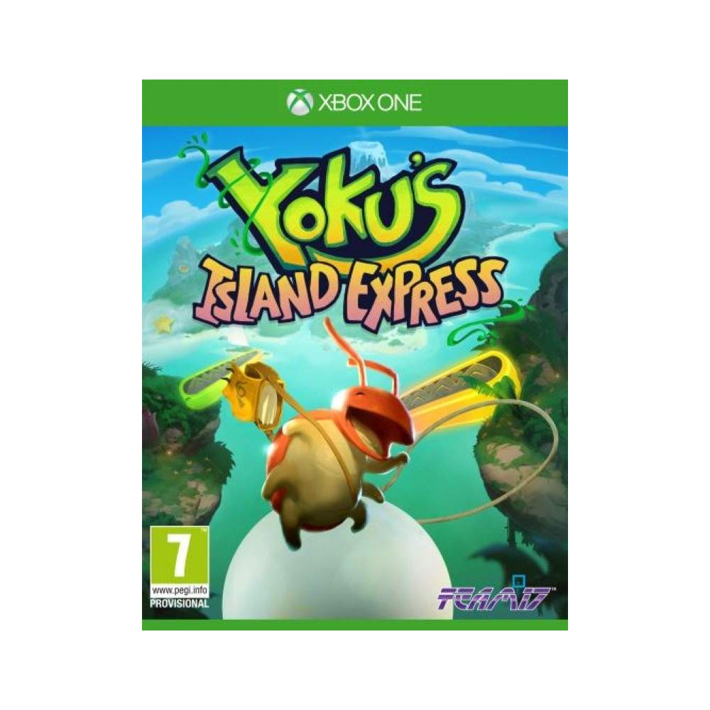 YOKU S ISLAND EXPRESS XBOX ONE ITA OCCASION