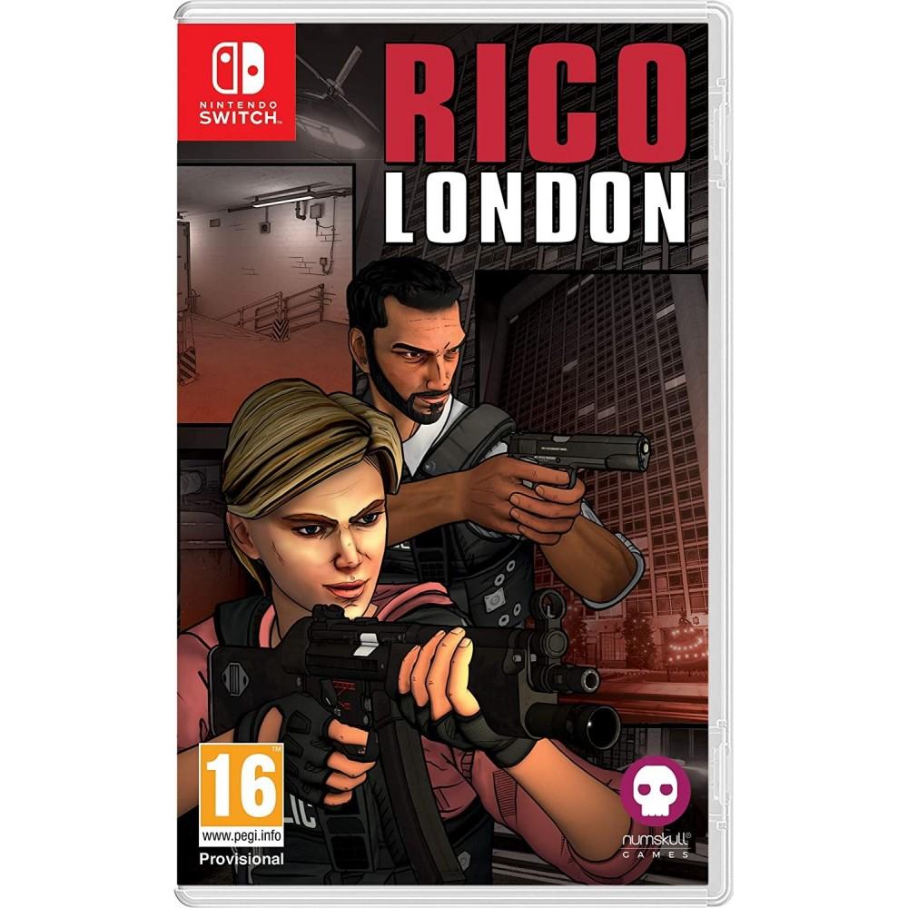 Rico London SWITCH - EURO Précommande