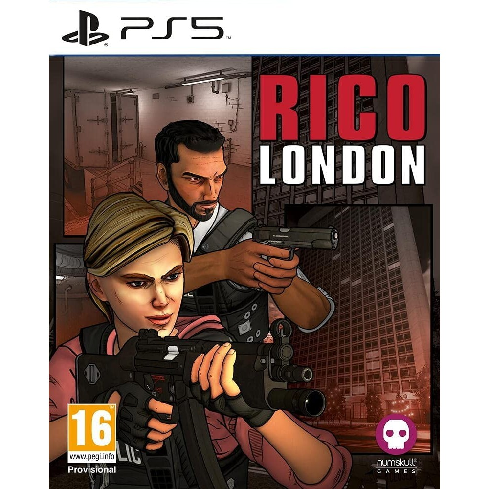 Rico London PS5 - EURO Précommande