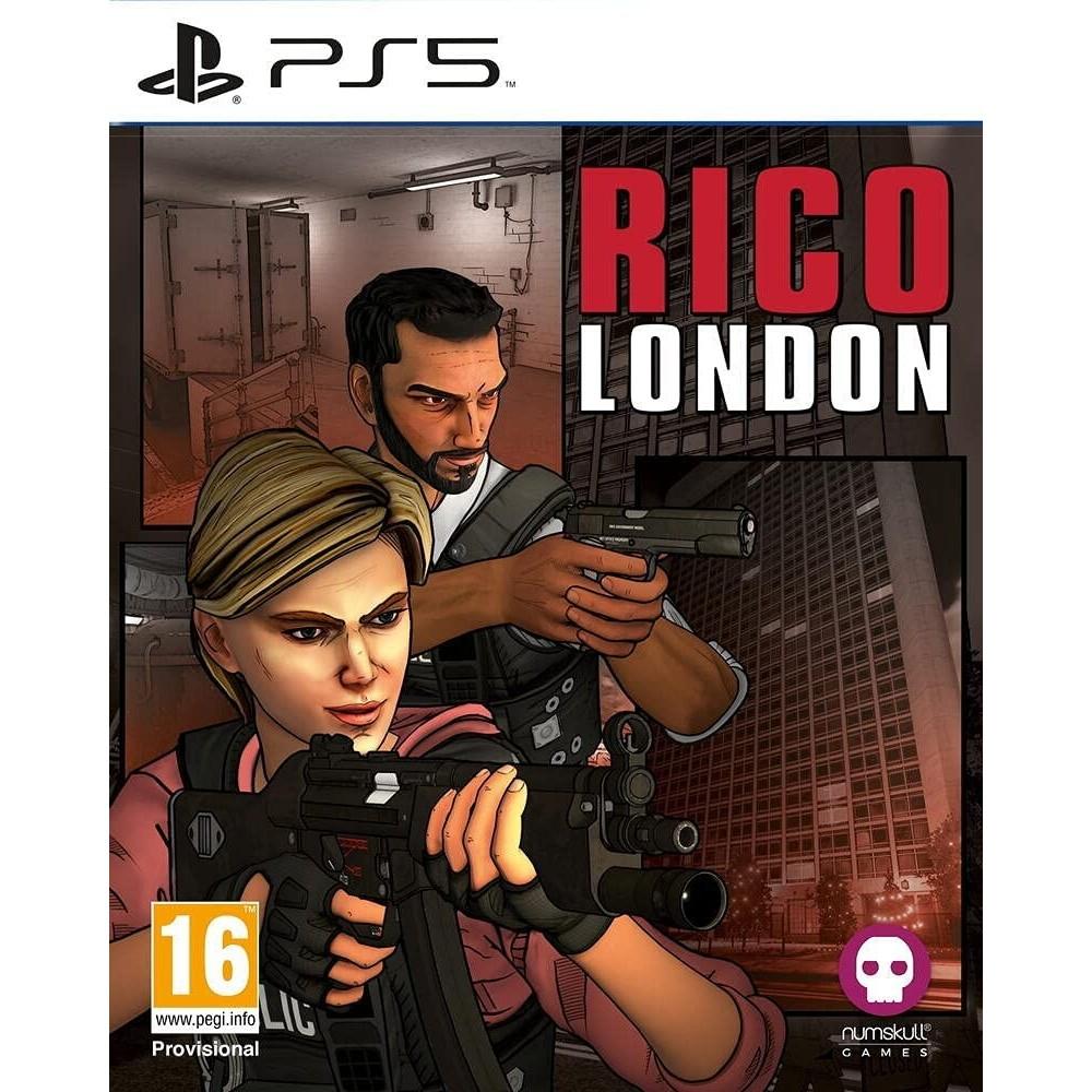 Rico London PS5 - EURO Preorder