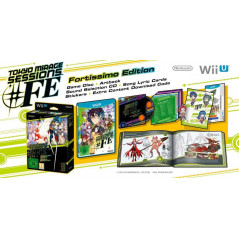TOKYO MIRAGE SESSIONS FE FORTISSIMO EDITION WIIU PAL EURO OCCASION