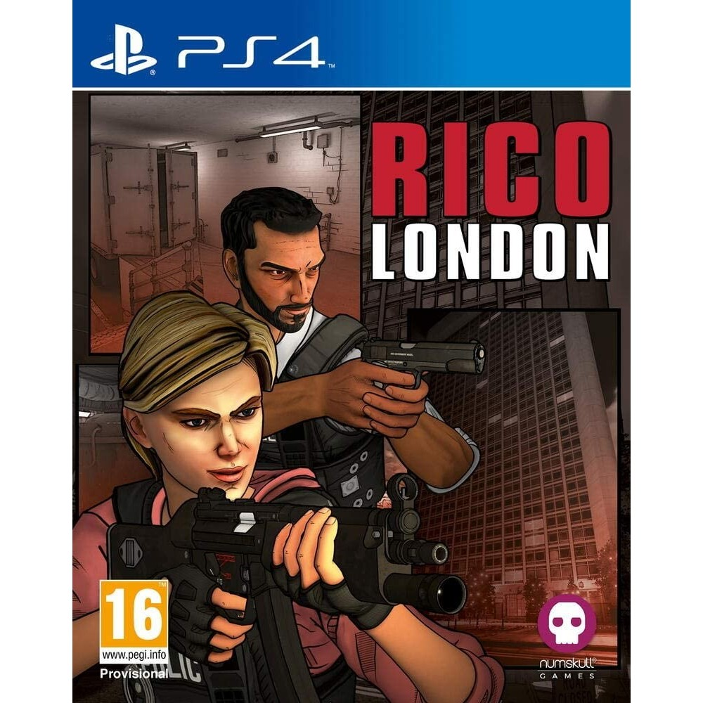Rico London PS4 - EURO Précommande