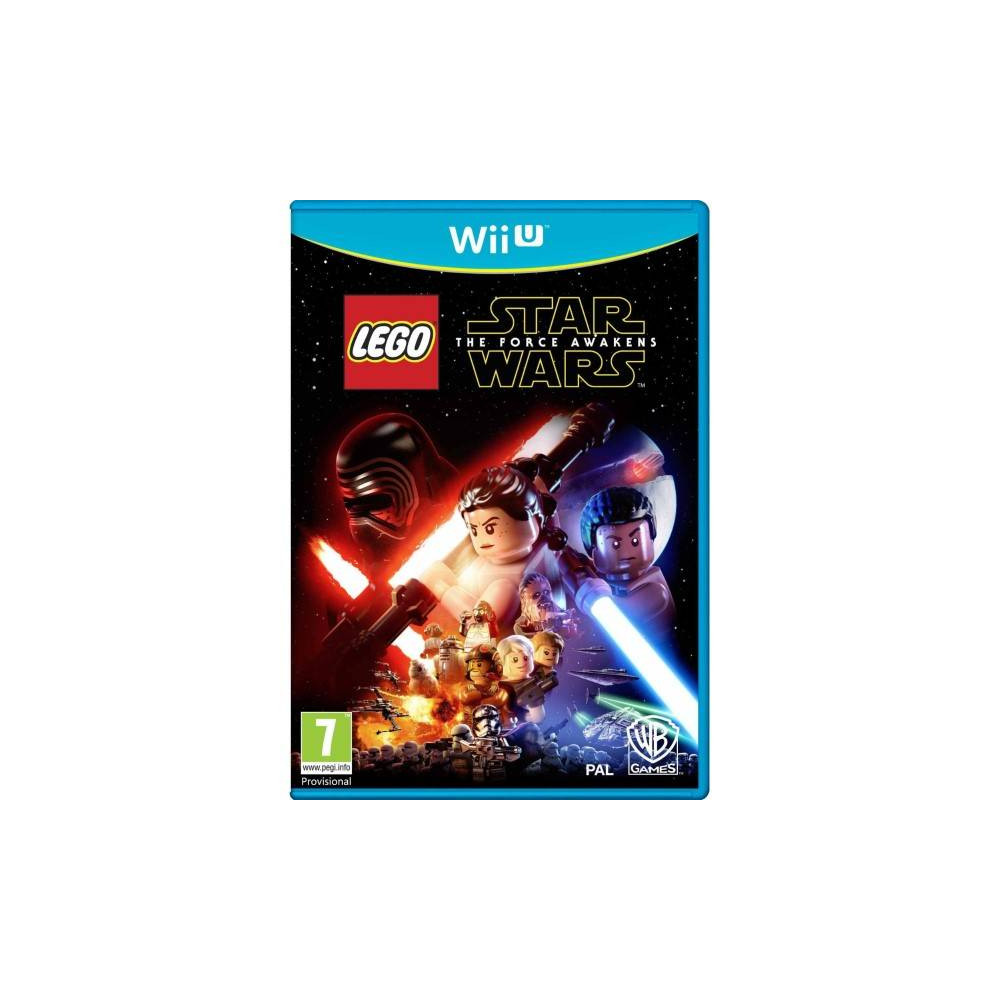 LEGO STAR WARS LE REVEIL DE LA FORCE WIIU PAL-FR NEW