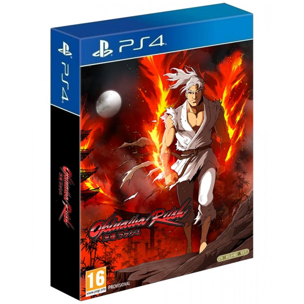 Okinawa Rush Edition Limitée FuturePak - PS4 EURO Preorder