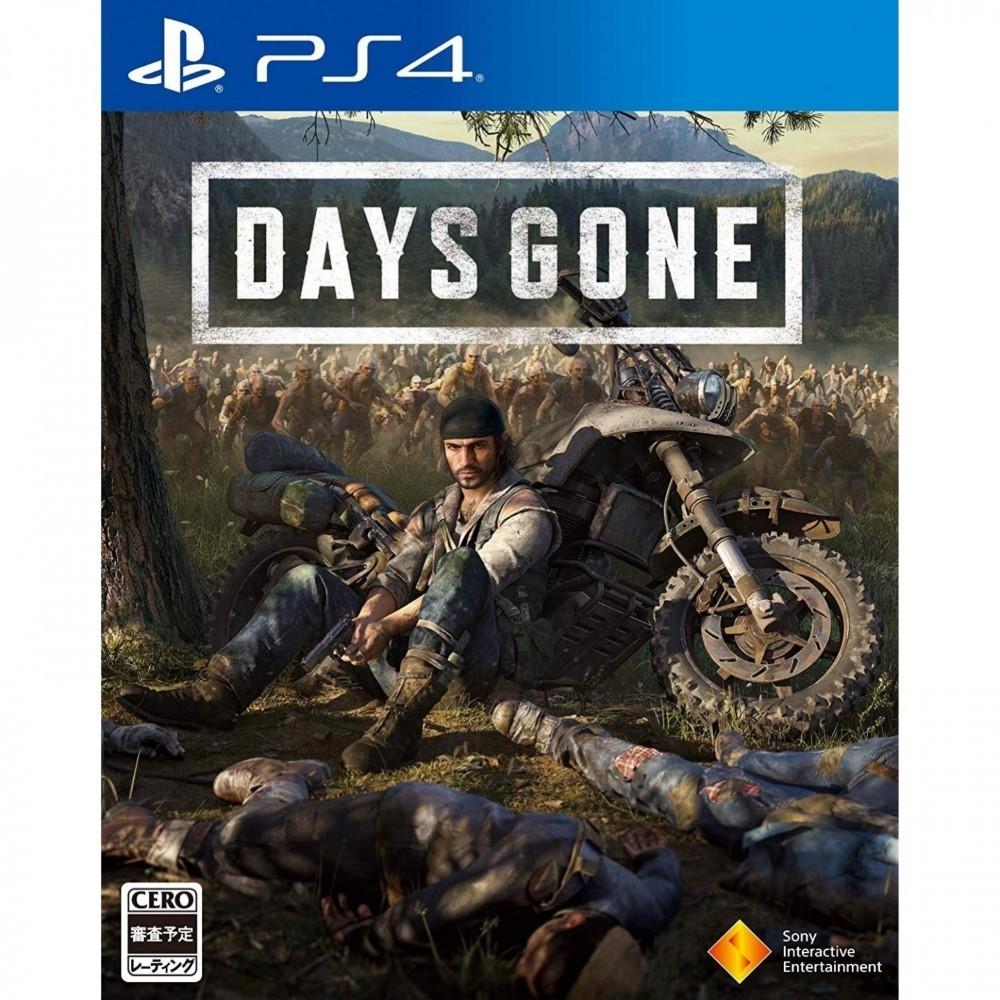 DAYS GONE PS4 JAP OCCASION (JEU EN ANGLAIS)