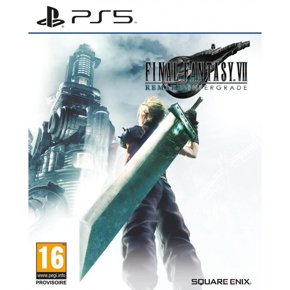 Final fantasy VII Remake Intergrade PS5 FR NEW