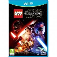 LEGO STAR WARS THE FORCE AWAKENS WIIU PAL-UK NEW