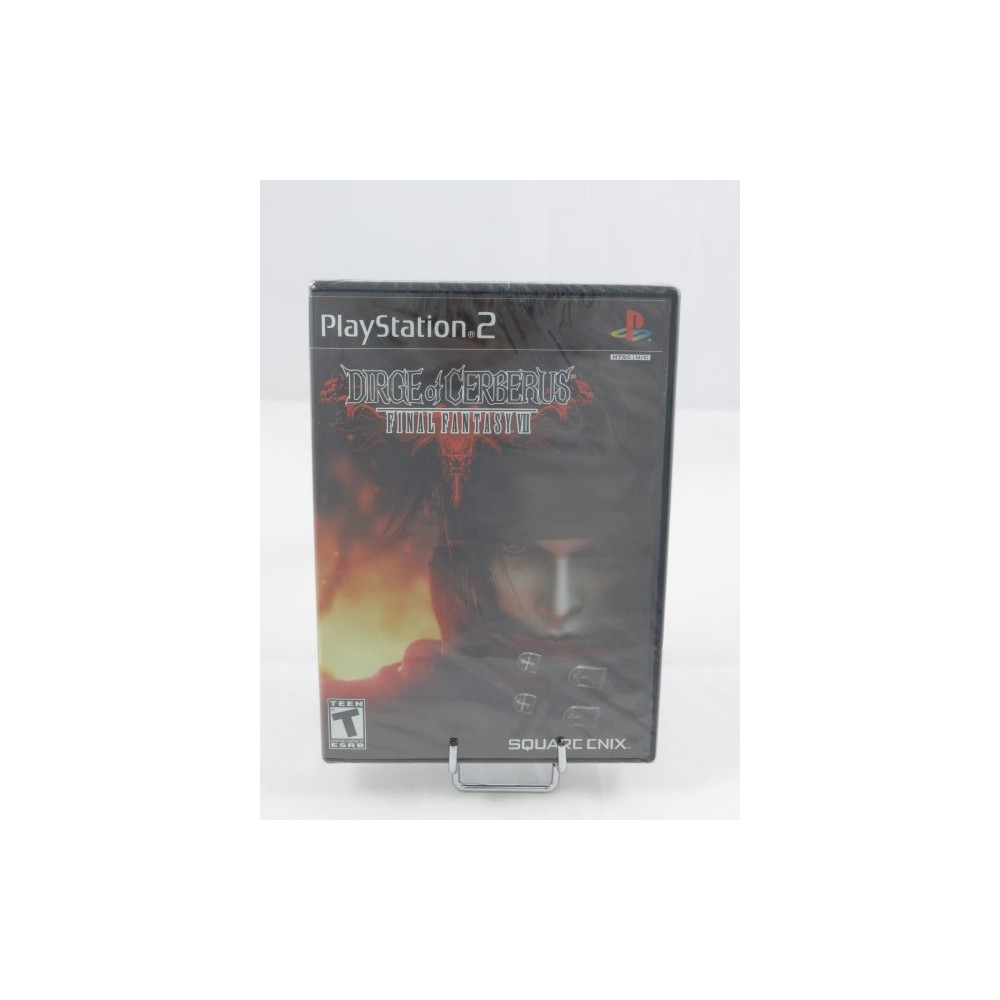 DIRGE OF CERBERUS FINAL FANTASY VII PS2 US NEUF