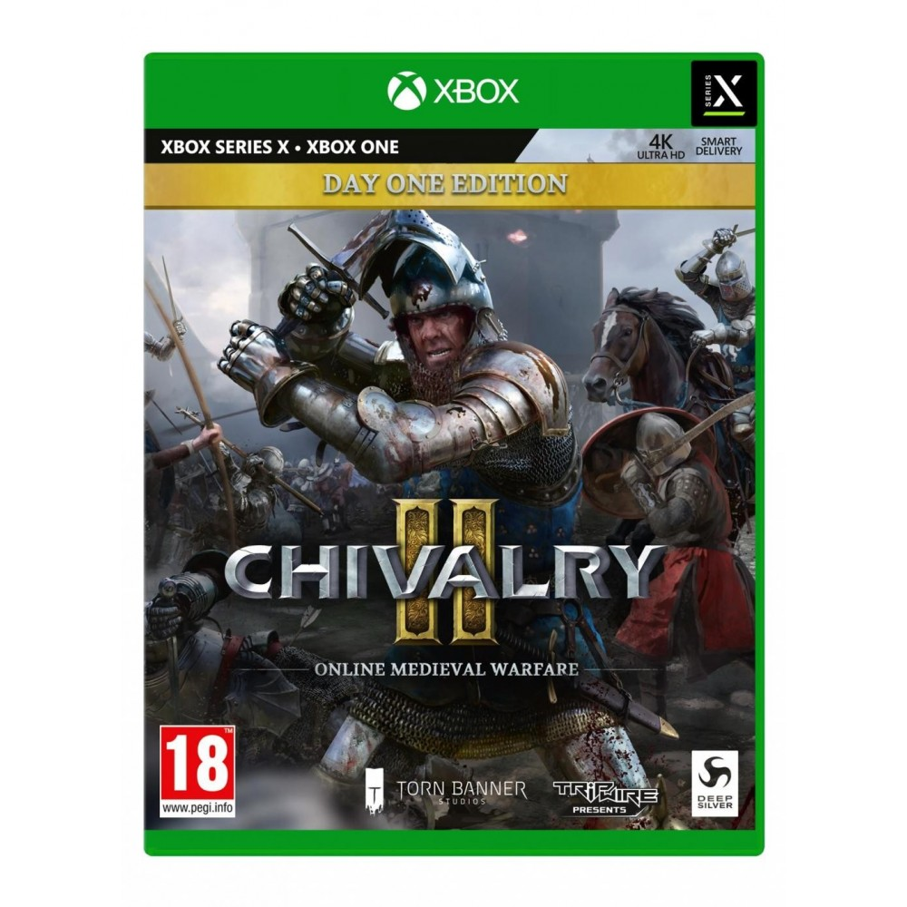 Chivalry II Day One Edition - PS4 FR Preorder