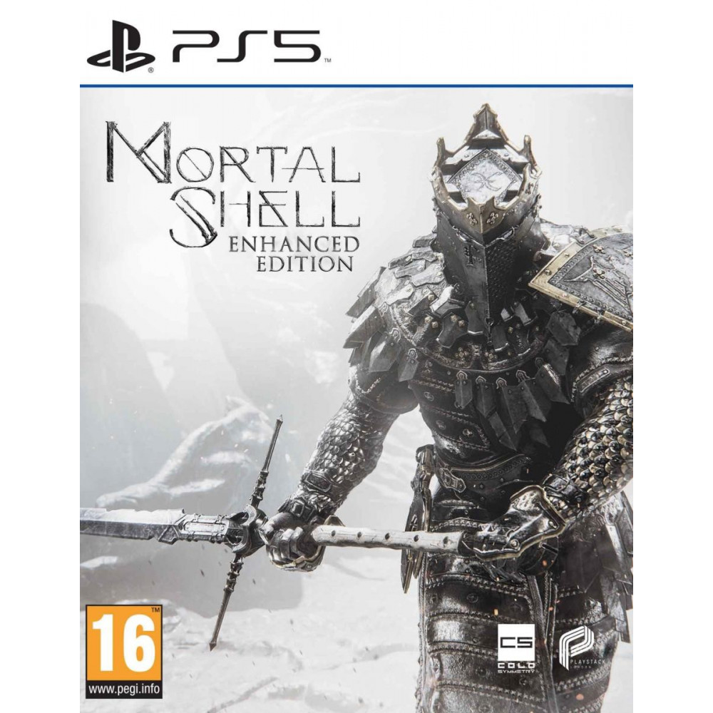 MORTAL SHELL ENHANCED DELUXE SET PS5 FR OCCASION