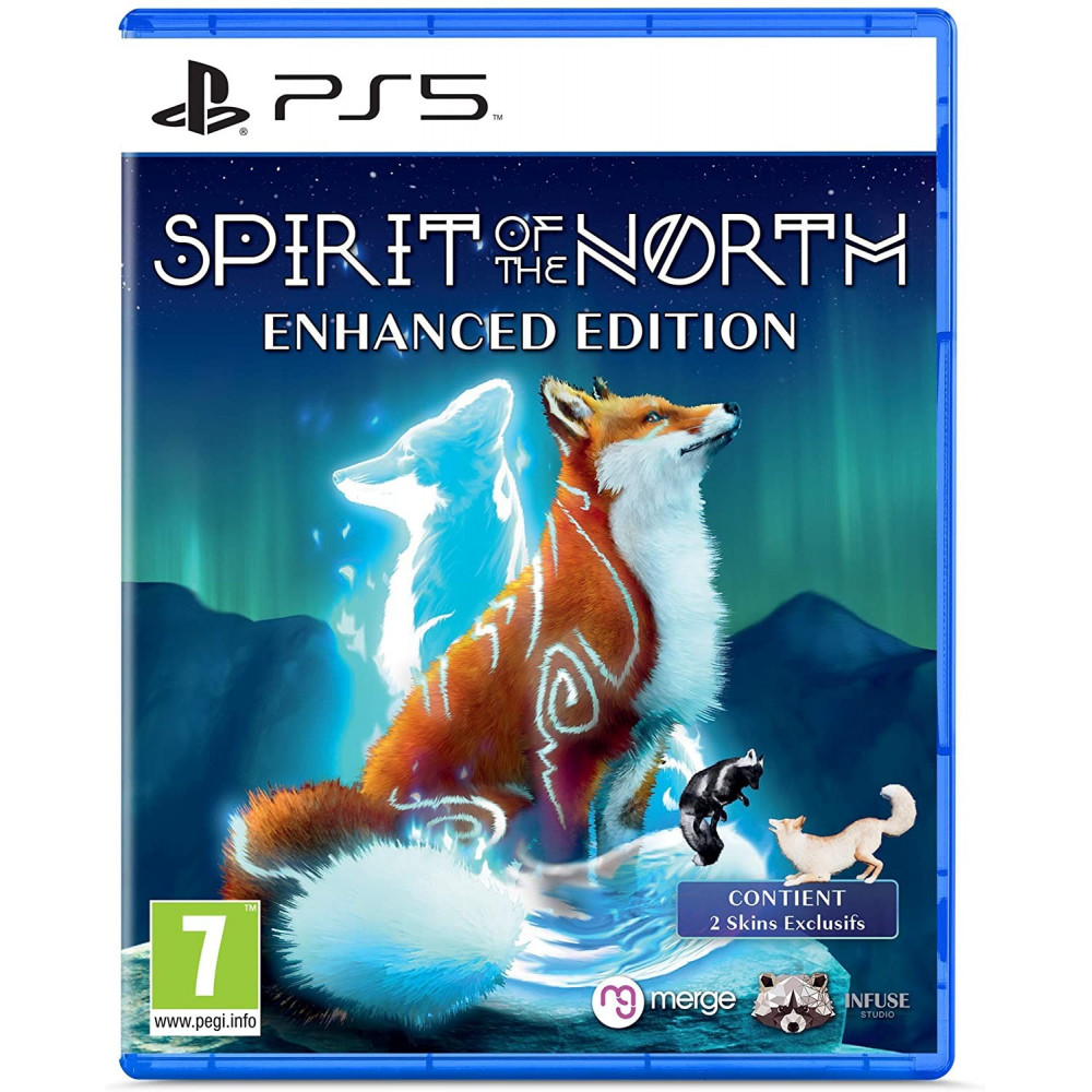SPIRIT OF THE NORTH ENHANCED EDITION PS5 FR OCCASION